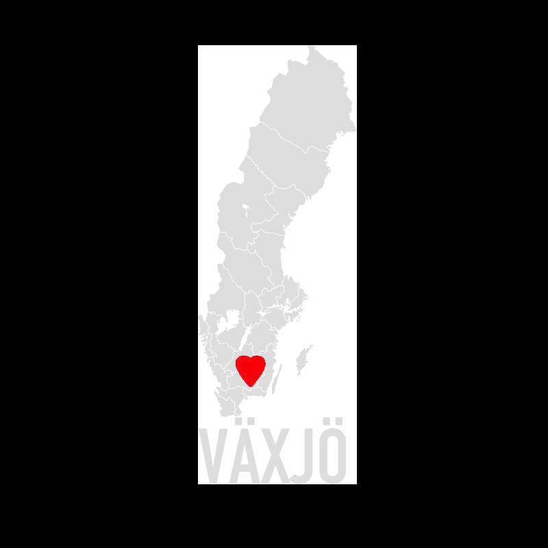 vaxjo-heart-poster-stadskarta-poster